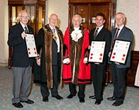 City and Guilds Senior Awardees