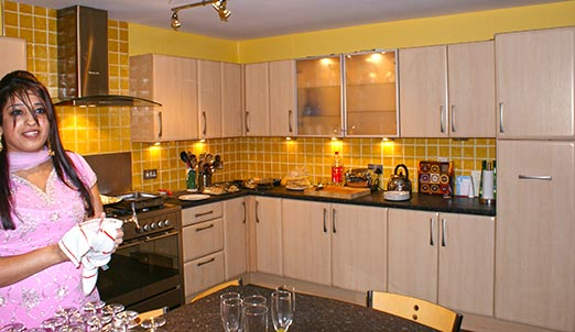 Kitchen installation and fitting by Woodfellas
